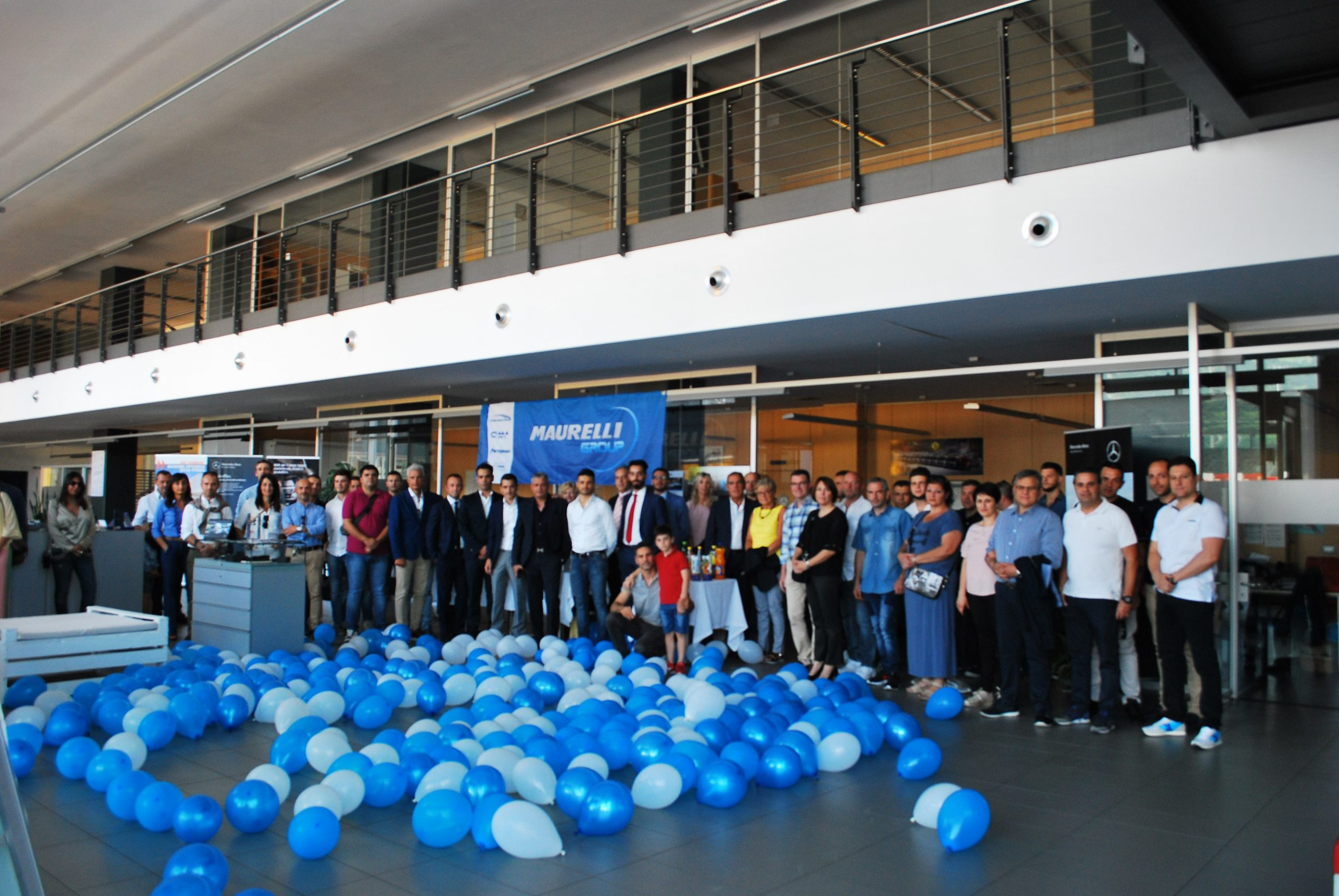 Inaugurazione Interservice sede Trento