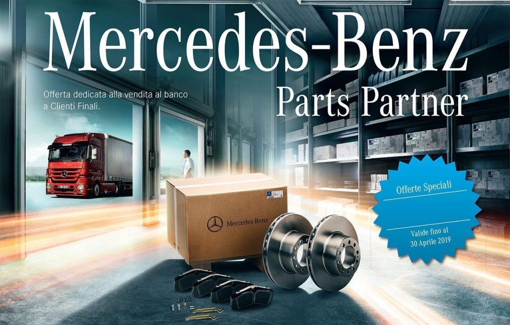 Mercedes Benz Partner Banner