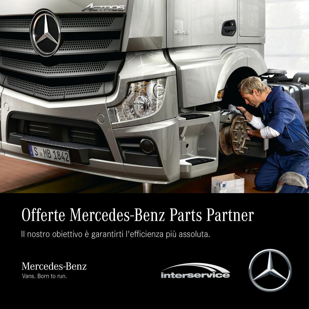 Interservice offerte Mercedes Benz
