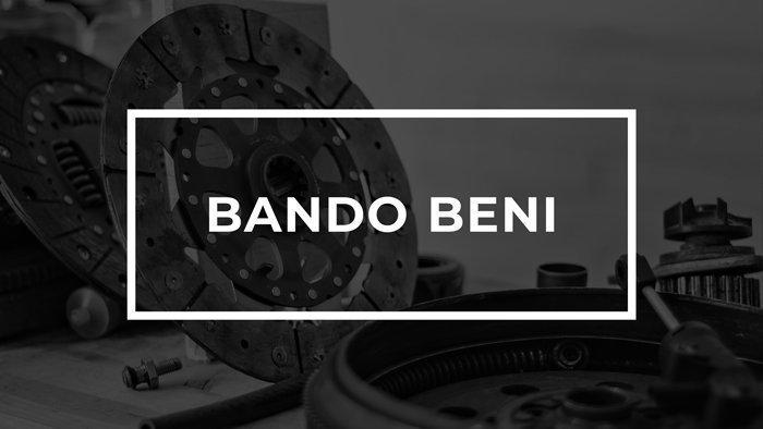 Bando Beni banner