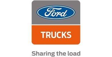 Ford Trucks Logo Grande